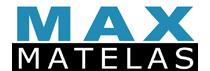 Logo de la boutique maxmatelas