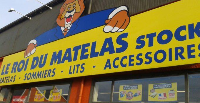 Le Roi du Matelas, spécialiste des matelas à petits prix