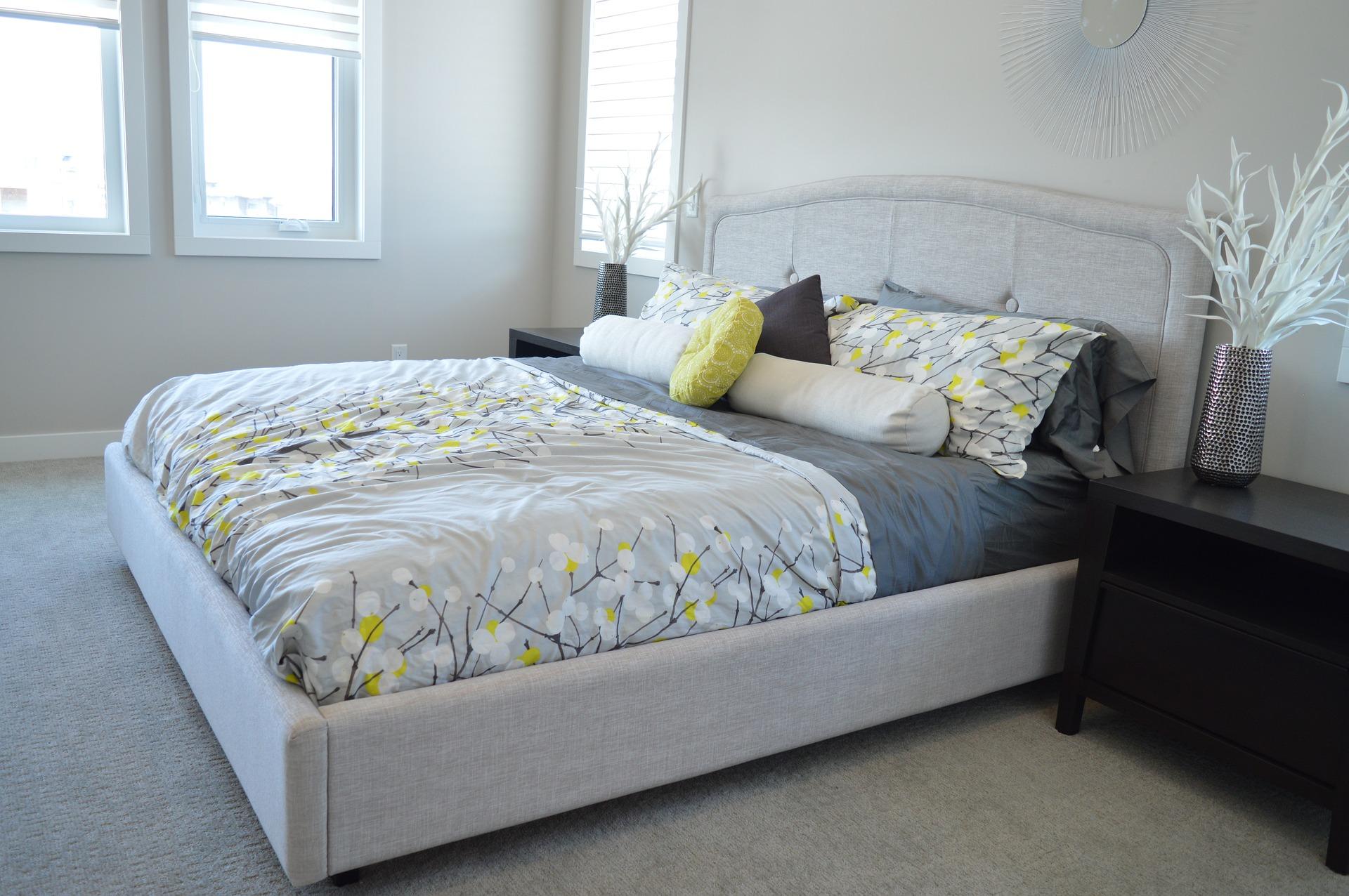 choix parure de lit
